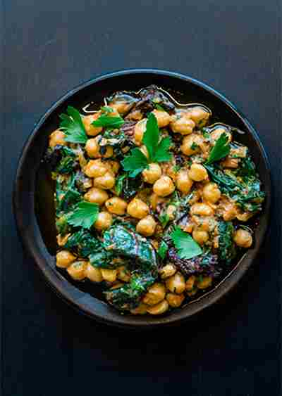 Inzimino di Ceci, chickpeas and chard.jpg