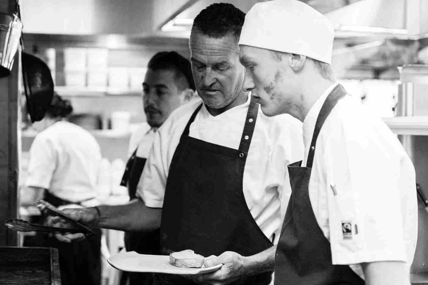 Fifteen Cornwall Chef Training Programme