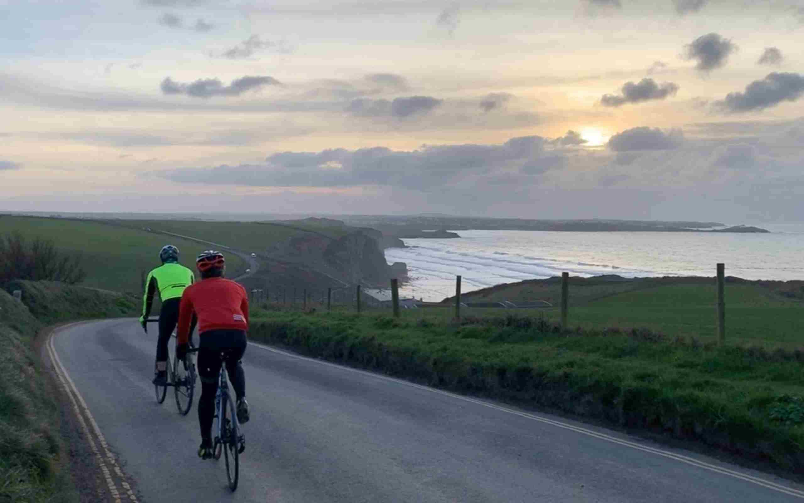 Cornish Cycling Classic At Watergate Bay