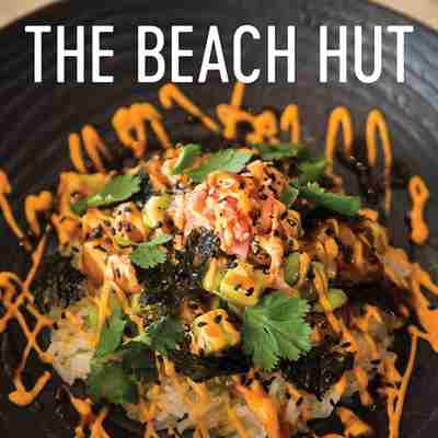 The Beach Hut Fusion Feast