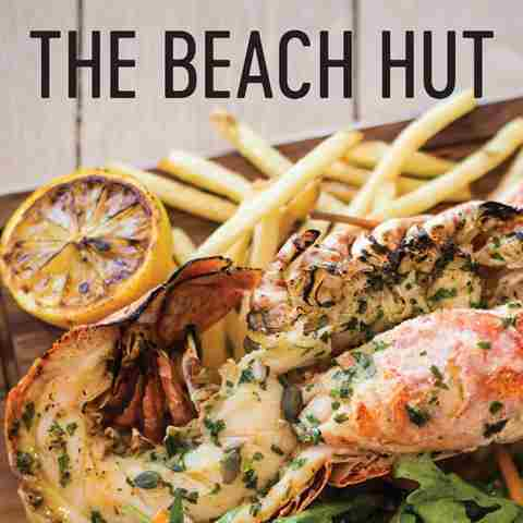 The Beach Hut Lobster Friday