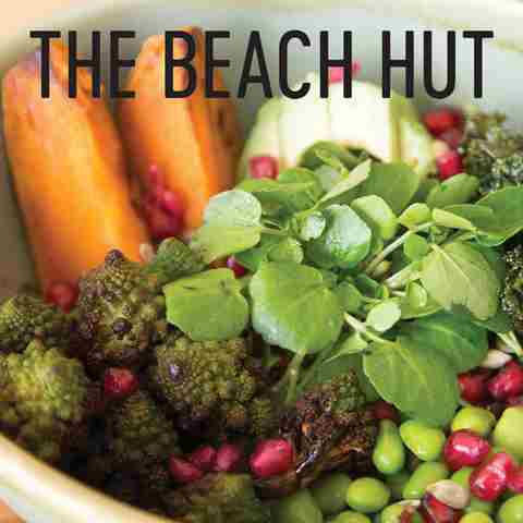 The Beach Hut Vegan Night