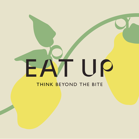 Eat Up Logo Lemons