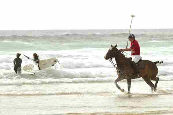 Polo On The Beach 2007