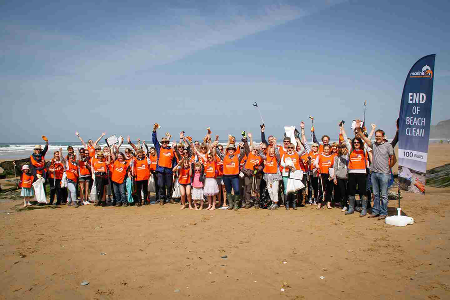 Mcs End Of The Beach Clean